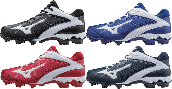 b371a853dc0 Mizuno 9-Spike Advanced Finch Elite 2 Molded Fastpitch Softball Cleat